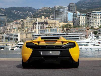 McLaren 650s Spider 3.8 V8 Biturbo 650ch - <small></small> 169.000 € <small>TTC</small>
