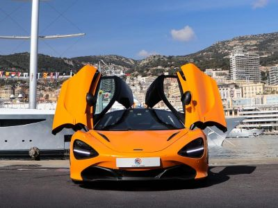McLaren 720S 4.0 V8 biturbo 720ch Performance - <small></small> 229.000 € <small>TTC</small> - #3