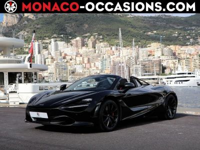 McLaren 720S Spider 4.0 V8 biturbo 720ch Performance - <small></small> 265.000 € <small>TTC</small> - #1