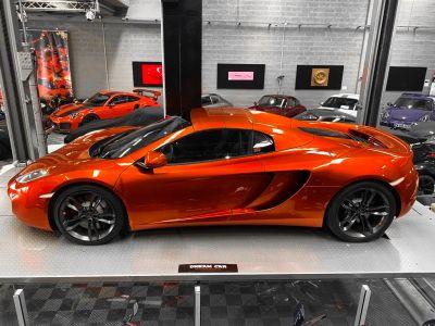 McLaren MP4-12C McLaren MP4 12C Spider Volcano Orange - <small></small> 123.900 € <small></small> - #1