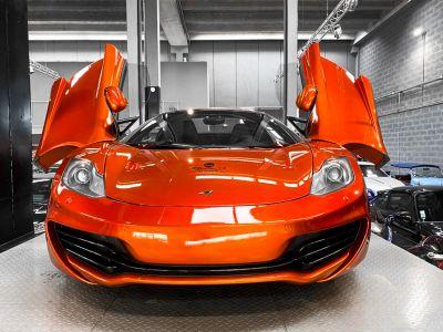 McLaren MP4-12C McLaren MP4 12C Spider Volcano Orange - <small></small> 123.900 € <small></small> - #2