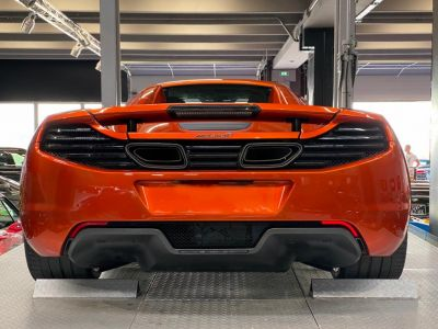 McLaren MP4-12C McLaren MP4 12C Spider Volcano Orange - <small></small> 123.900 € <small></small> - #4