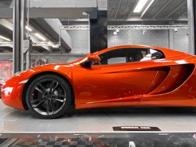 McLaren MP4-12C McLaren MP4 12C Spider Volcano Orange - <small></small> 123.900 € <small></small> - #6