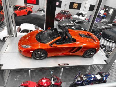 McLaren MP4-12C McLaren MP4 12C Spider Volcano Orange - <small></small> 123.900 € <small></small> - #9