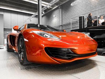 McLaren MP4-12C McLaren MP4 12C Spider Volcano Orange - <small></small> 123.900 € <small></small> - #7