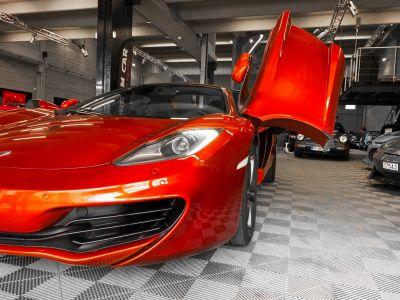McLaren MP4-12C McLaren MP4 12C Spider Volcano Orange - <small></small> 123.900 € <small></small> - #24
