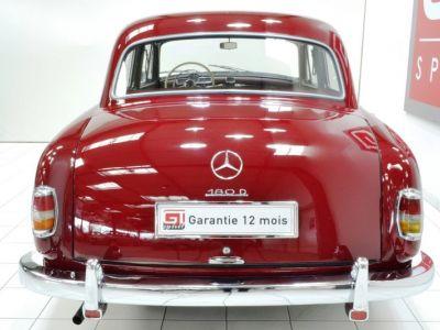 Mercedes 180 D Ponton - <small></small> 19.900 € <small>TTC</small> - #5
