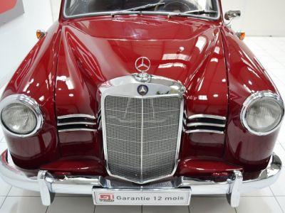 Mercedes 180 D Ponton - <small></small> 19.900 € <small>TTC</small> - #11