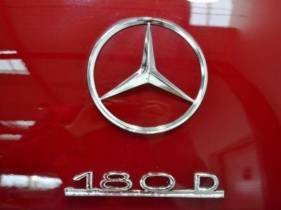 Mercedes 180 D Ponton - <small></small> 19.900 € <small>TTC</small> - #50