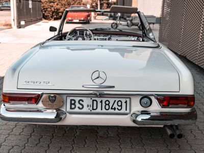 Mercedes 230 SL PAGODA - <small></small> 105.000 € <small>TTC</small> - #7