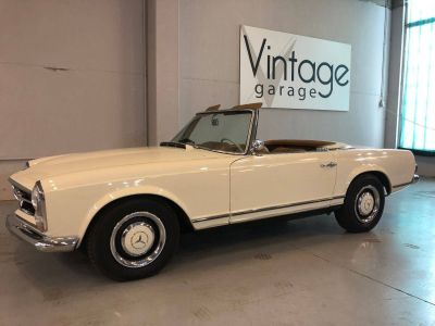 Mercedes 250 SL Pagode - <small></small> 79.750 € <small>TTC</small> - #2