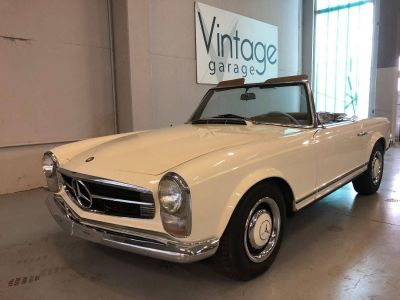 Mercedes 250 SL Pagode - <small></small> 79.750 € <small>TTC</small> - #3