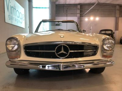 Mercedes 250 SL Pagode - <small></small> 79.750 € <small>TTC</small> - #6