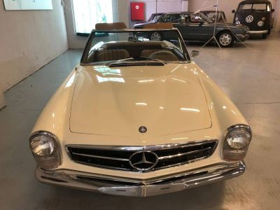 Mercedes 250 SL Pagode - <small></small> 79.750 € <small>TTC</small> - #7