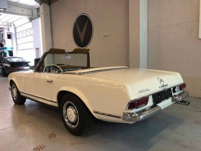 Mercedes 250 SL Pagode - <small></small> 79.750 € <small>TTC</small> - #10