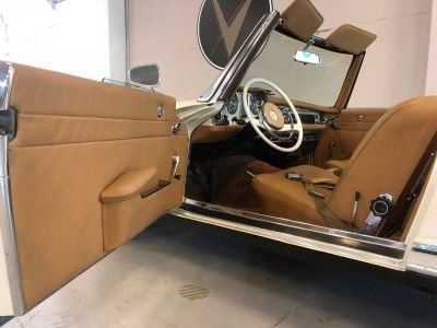 Mercedes 250 SL Pagode - <small></small> 79.750 € <small>TTC</small> - #21