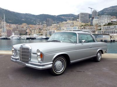 Mercedes 280 SE Coupé - <small></small> 64.000 € <small>TTC</small>