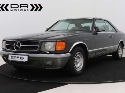 Mercedes 380 SEC - 1 OWNER - LEDER - Sunroof - TOP CONDITION ! - <small></small> 14.995 € <small>TTC</small> - #1