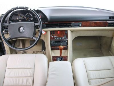 Mercedes 380 SEC - 1 OWNER - LEDER - Sunroof - TOP CONDITION ! - <small></small> 14.995 € <small>TTC</small> - #5