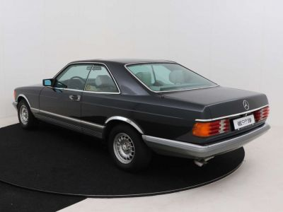 Mercedes 380 SEC - 1 OWNER - LEDER - Sunroof - TOP CONDITION ! - <small></small> 14.995 € <small>TTC</small> - #10