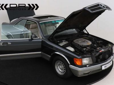 Mercedes 380 SEC - 1 OWNER - LEDER - Sunroof - TOP CONDITION ! - <small></small> 14.995 € <small>TTC</small> - #12
