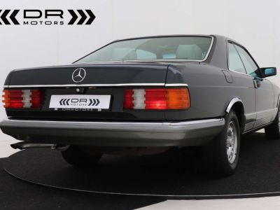 Mercedes 380 SEC - 1 OWNER - LEDER - Sunroof - TOP CONDITION ! - <small></small> 14.995 € <small>TTC</small> - #16