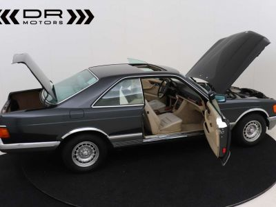 Mercedes 380 SEC - 1 OWNER - LEDER - Sunroof - TOP CONDITION ! - <small></small> 14.995 € <small>TTC</small> - #17