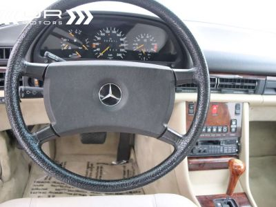 Mercedes 380 SEC - 1 OWNER - LEDER - Sunroof - TOP CONDITION ! - <small></small> 14.995 € <small>TTC</small> - #18