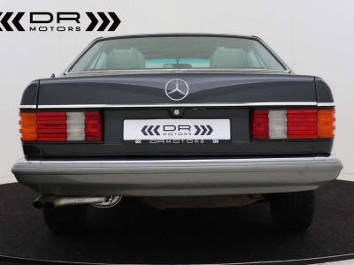 Mercedes 380 SEC - 1 OWNER - LEDER - Sunroof - TOP CONDITION ! - <small></small> 14.995 € <small>TTC</small> - #27