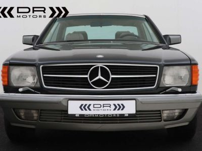 Mercedes 380 SEC - 1 OWNER - LEDER - Sunroof - TOP CONDITION ! - <small></small> 14.995 € <small>TTC</small> - #28
