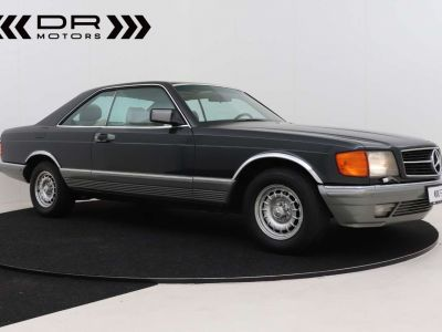 Mercedes 380 SEC - 1 OWNER - LEDER - Sunroof - TOP CONDITION ! - <small></small> 14.995 € <small>TTC</small> - #2