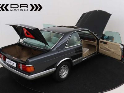 Mercedes 380 SEC - 1 OWNER - LEDER - Sunroof - TOP CONDITION ! - <small></small> 14.995 € <small>TTC</small> - #4