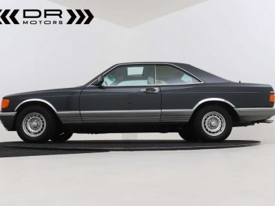 Mercedes 380 SEC - 1 OWNER - LEDER - Sunroof - TOP CONDITION ! - <small></small> 14.995 € <small>TTC</small> - #15