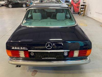 Mercedes 380 SEL - <small></small> 15.750 € <small>TTC</small> - #14