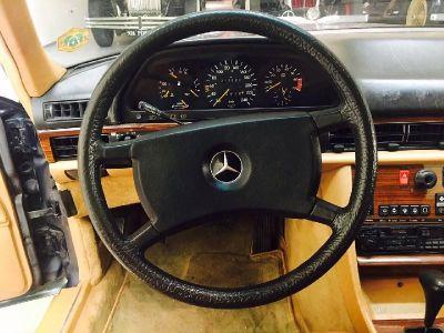 Mercedes 500 SEL - <small></small> 8.900 € <small>TTC</small>
