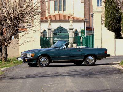 Mercedes 560 560sl SL - <small></small> 25.000 € <small>TTC</small>