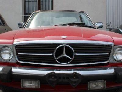 Mercedes 560 SL - <small></small> 35.000 € <small>TTC</small>
