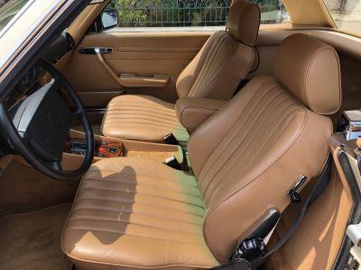 Mercedes 560 SL - <small></small> 55.000 € <small>TTC</small> - #9