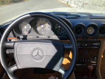 Mercedes 560 SL - <small></small> 55.000 € <small>TTC</small> - #13