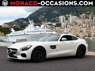Mercedes AMG GT 4.0 V8 462ch - <small></small> 89.000 € <small>TTC</small>