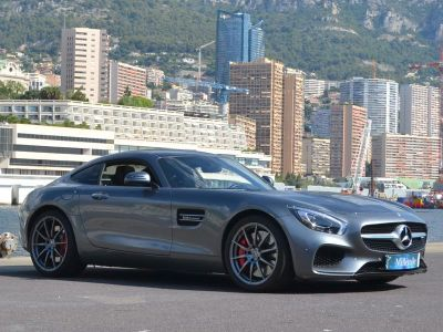 Mercedes AMG GT 4.0 V8 510ch S - <small></small> 92.000 € <small>TTC</small>