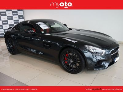 Mercedes AMG GT 4.0 V8 510CH S - <small></small> 98.900 € <small>TTC</small>