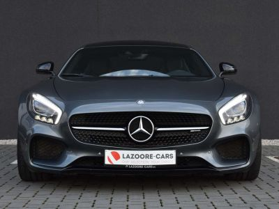 Mercedes AMG GT 4.0 V8 BiTurbo - <small></small> 79.950 € <small>TTC</small> - #7