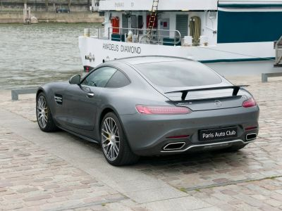 Mercedes AMG GT 4.0 V8 Biturbo 462 Speedshift 7 Edition One - <small></small> 84.500 € <small>TTC</small>