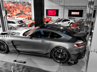 Mercedes AMG GT AMG GT BLACK SERIES V8 730 Ch Eco Taxe Payée - Immat France - EN STOCK - <small></small> 460.000 € <small>TTC</small> - #3