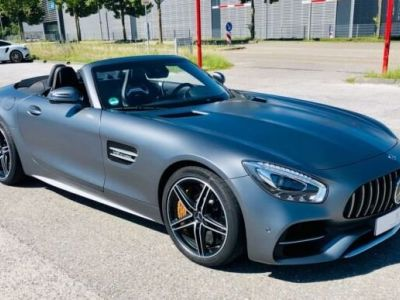 Mercedes AMG GT Cabriolet - <small></small> 120.900 € <small>TTC</small>