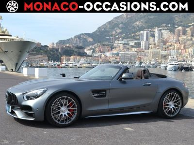 Mercedes AMG GT Roadster 4.0 V8 557ch C - <small></small> 147.000 € <small>TTC</small>