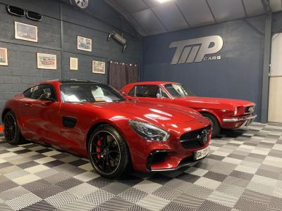 Mercedes AMG GT S COUPé 522 CH BA7 - <small></small> 89.990 € <small>TTC</small> - #1
