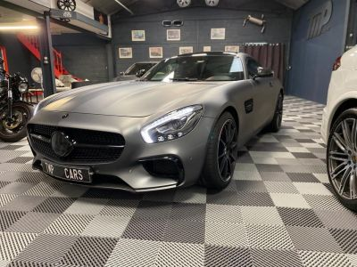 Mercedes AMG GT S COUPé 522 CH BA7 - <small></small> 89.990 € <small>TTC</small> - #2