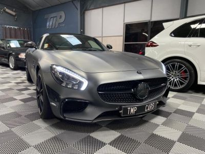 Mercedes AMG GT S COUPé 522 CH BA7 - <small></small> 89.990 € <small>TTC</small> - #18